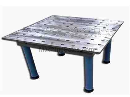 "39"" x 39"" BAILEIGH® Welding Jig Table"