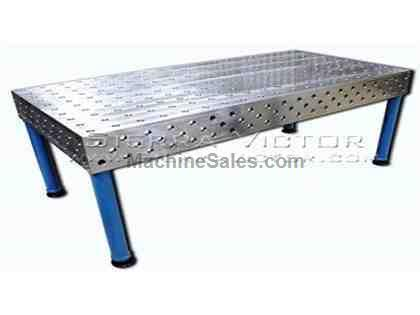 "78"" x 39"" BAILEIGH® Welding Jig Table"