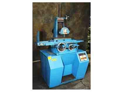"6"" Width 18"" Length Harig 618 HYDRAULIC SURFACE GRINDER, HYD. TABLE, MANUAL CROSS FEED, 618 PMC"