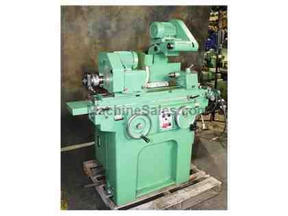"6"" Swing 18"" Centers Supertec STG-450A OD GRINDER, SWING DOWN I.D., POWER TABLE,"
