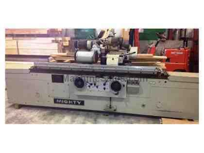"13"" Swing 60"" Centers Mighty M013300 OD GRINDER, SWING DOWN I.D., HYD. TABLE, AUTO INFEED"