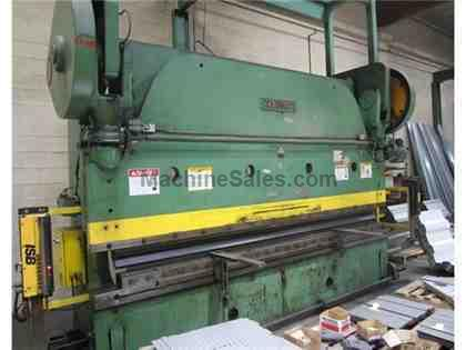 300 Ton Cincinnati Series 12 Mechanical Press Brake