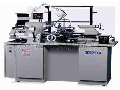 "11"" x 18"" SHARP® High Precision Tool Room Lathe"