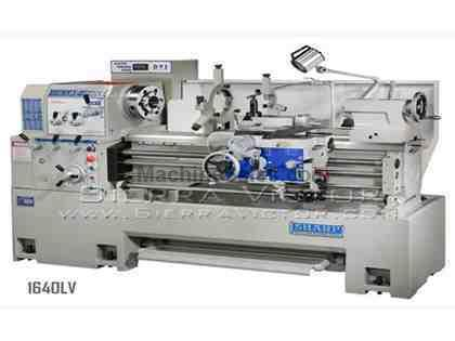 "16"" x 40"" SHARP® High Speed Precision Lathe"