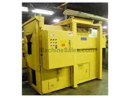 ACME FAB PASS THRU ROTARY BARREL PARTS DRYER