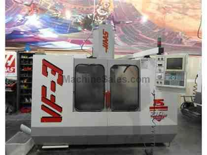 Used 1997 Haas VF3 Vertical machining center