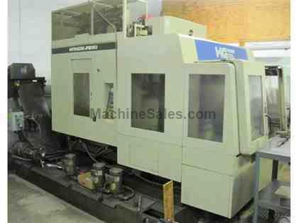 HITACHI SEIKI HG400 III CNC HORIZONTAL MACHINING CENTER