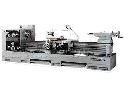 "30"" x 80"" - 160"" SHARP® Heavy Duty Precision Lathes"