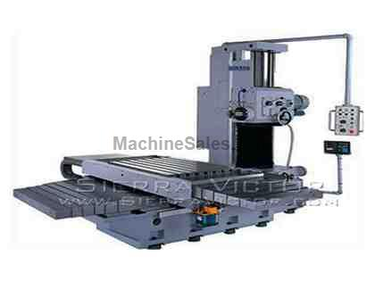 "55"" x 47"" x 31"" SHARP® Horizontal Boring & Milling"