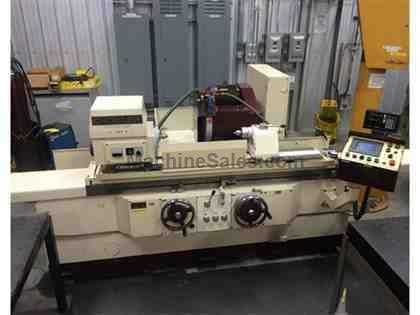 "12"" x 40"" Chevalier CG-1240A Universal Cylindrical Grinder"