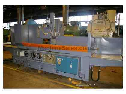 "20"" X 80"" OKAMOTO COLUMN TYPE HYDRAULIC SURFACE GRINDER, MODEL PS"