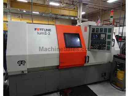 FORTUNE VTII 26/110 TWO AXIS CNC LATHE New 2005