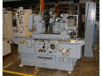 "10"" X 18"" CC CINCINNATI PLAIN CYLINDRICAL GRINDER, MODEL 10"""