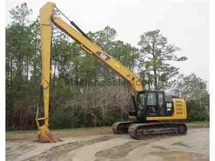 2012 CATERPILALR 320EL LONG REACH EXCAVATOR