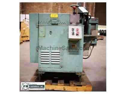 SHUSTER 200V WIRE STRAIGHTEN & CUTOFF MACHINE
