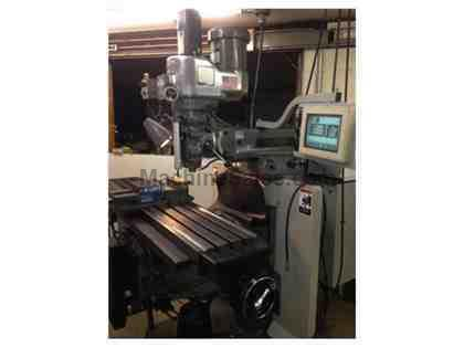 Bridgeport EZ-Trak CNC Milling Machine