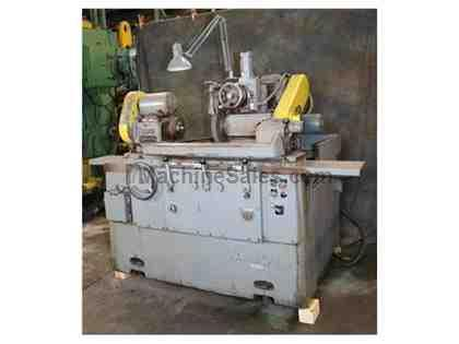 "10"" Swing 20"" Centers Landis 1R OD GRINDER, HYD. TABLE, AUTO PLUNGE, RAPID, SPARKOUT TIMER"