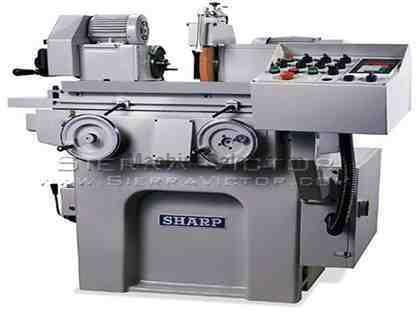 "6"" x 18"" SHARP® Compact Cylindrical Grinder"
