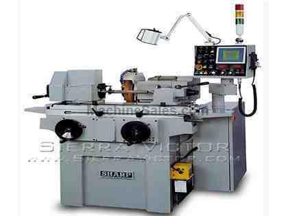 "6"" x 18"" SHARP® Universal Cylindrical Grinder with CNC"