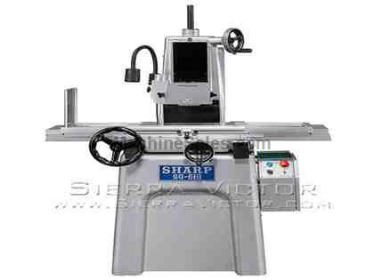 "6"" x 18"" SHARP® Manual Surface Grinder"