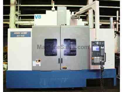 MORI-SEIKI, MV653/APC, CNC VERTICAL MACHINING CENTER NEW: 2001