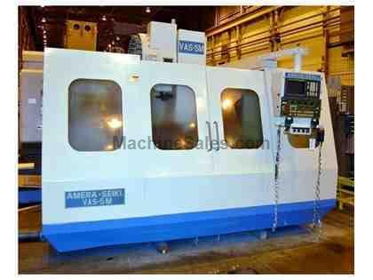 AMERA SEIKI VAS-5M CNC Vertical Machining Center