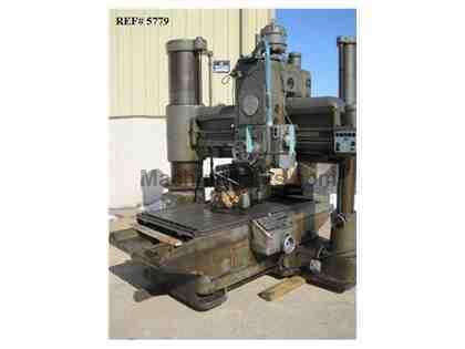 KOLB RADIAL DRILL, W/COOLOUT, POWERFEEDS