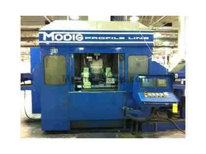 2000 MODIG PROFILELINE 7200 EXTRUSION MILL - FANUC 160i
