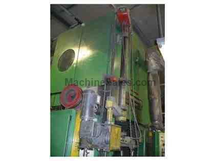 Cincinnati Powder Metal Compacting Press