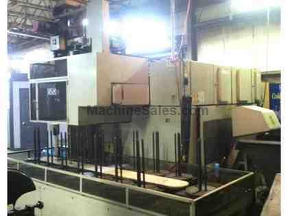 2001 OKUMA HOWA 2SP-35HG CNC TWIN SPINDLE TURNING CENTER