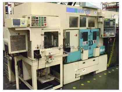 "2000 Muratec ""Murata"" MW120-G CNC Twin Spindle Turning Center"