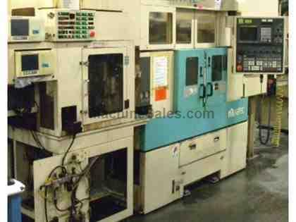 "1997 Muratec ""Murata"" MW12-G CNC Twin Spindle Turning Center"