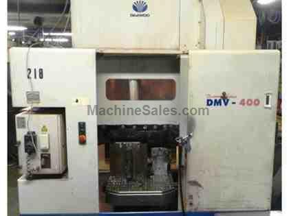 1998 Daewoo Diamond Series DMV-400 CNC APC Vertical Machining Center