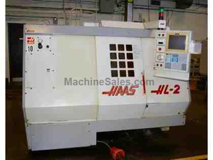 HAAS #HL2 CNC TURNING CENTER