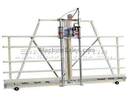 "50"" - 73"" SAFETY SPEED MFG® H Series Vertical Panel Saws"