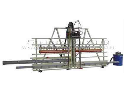 "62"" SAFETY SPEED MFG® Panel Router"