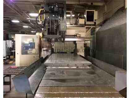 Cincinnati 30V CNC High Speed Bridge Type Profiler
