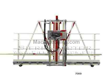 "64"" x 2"" SAFETY SPEED MFG® Vertical Panel Saws"