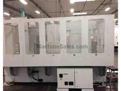 "MORI SEIKI-NH4000-DCG,22""X22""Y,24.8""Z,4TH-360,000,120-TOOLS,"