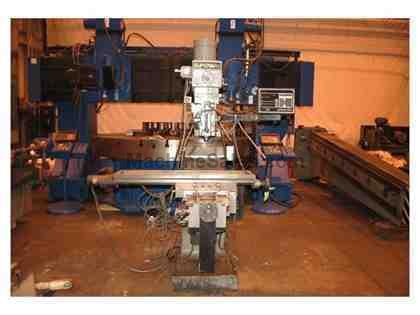 Supermax YCM-12 Vertical Milling Machine