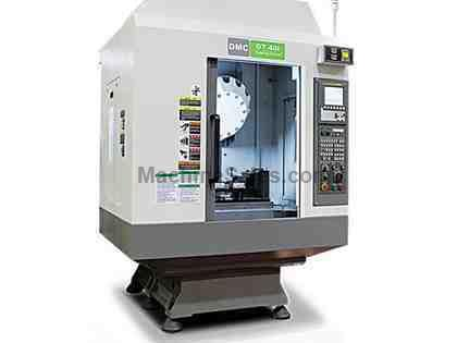 NEW DMC MODEL DT-40i DRILLING AND TAPPING CENTER