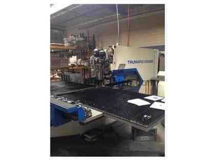 22 Ton Trumpf TC-2000 CNC Turret Punch