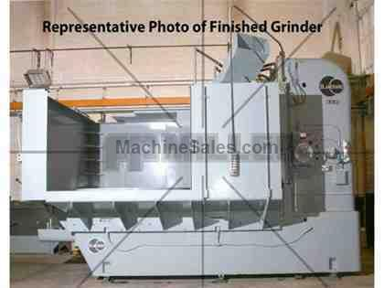 "Blanchard #48-96, 96"" Vertical Spindle Rotary Surface Grinder"