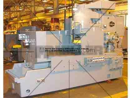 "Blanchard #20D-36, 36"" Vertical Rotary Surface Grinder"