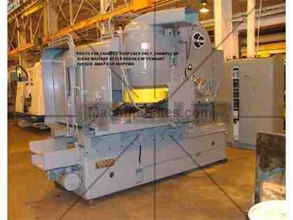 "Blanchard #32D-60, 60"" Vertical Spindle Rotary Surface Grinder"