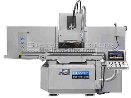 "12"" x 24"" SHARP® 2-Axis NC Surface Grinder"