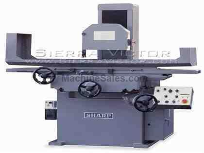 "9"" x 20"" SHARP® Automatic Surface Grinder"