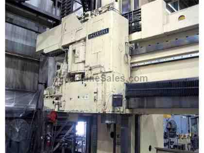100 HP Ingersoll Planer Mill Head