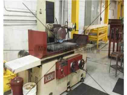 "Kent Model KGS-410-AHD 16"" x 40"" Hydraulic Surface Grinder"