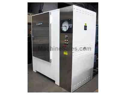 "GRIEVE CABINET OVEN, 3'W 3'L 50""H, 500 F, ELECTRIC, WITH HEPA"